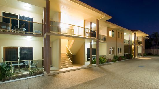 Apartments on Palmer Rockhampton