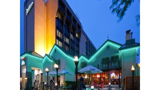 密爾沃基西麗笙酒店