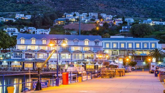 西蒙鎮岸邊非洲冒險酒店