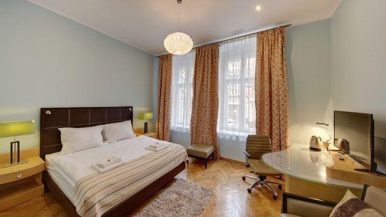Jagiellońska 3 Apartments