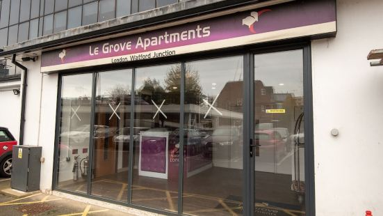 OYO Le Grove Apartments