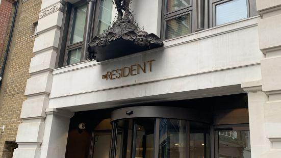倫敦蘇壺酒店