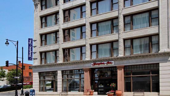 堪薩斯城市中心金融區希爾頓歡朋酒店