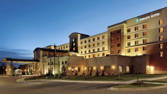 俄克拉何馬城市中心/醫療中心希爾頓尊盛酒店
