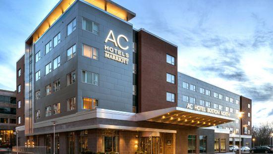 AC波士頓北萬豪酒店
