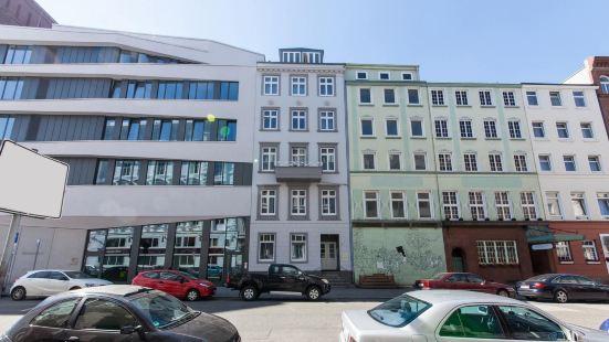 漢堡城市公寓諾富姆酒店