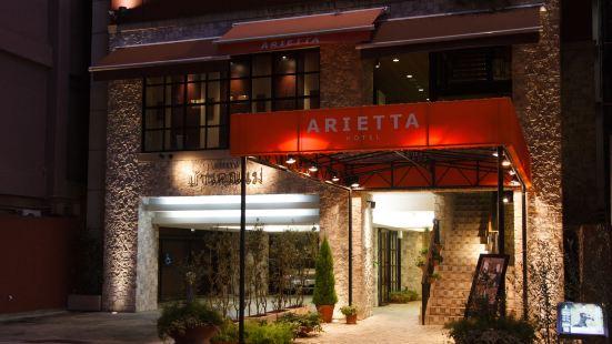 아리에타 호텔 오사카