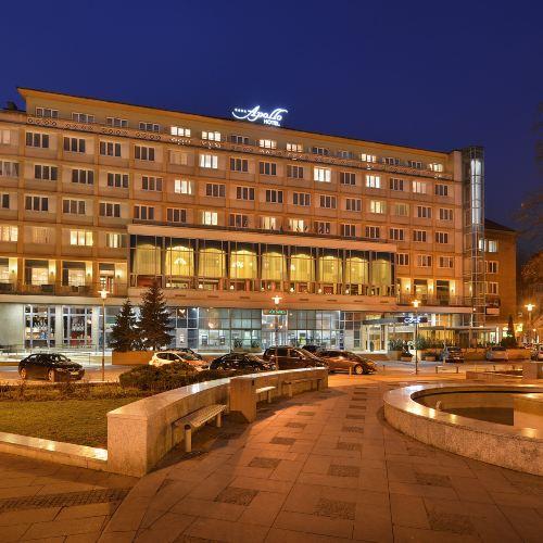 阿波羅布拉迪斯拉發大酒店