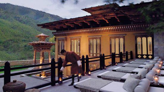 不丹泰姬扎西大酒店