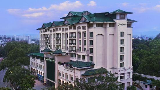 齊普爾市中心麗笙酒店