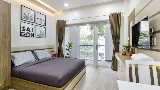 Odys Apartment