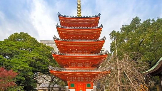 토요코 인 하카타 에키마에 기온