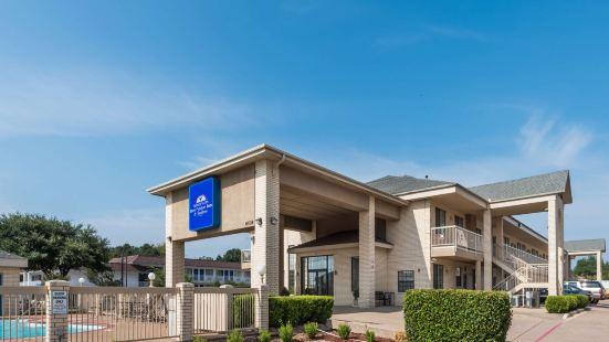 南沃斯堡美洲最佳價值套房酒店