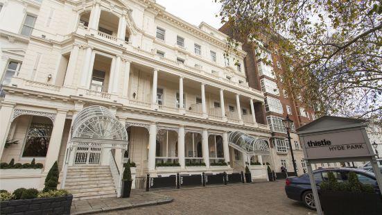 Thistle London Hyde Park Lancaster Gate