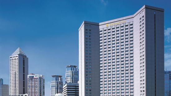 Makati Shangri La Manila