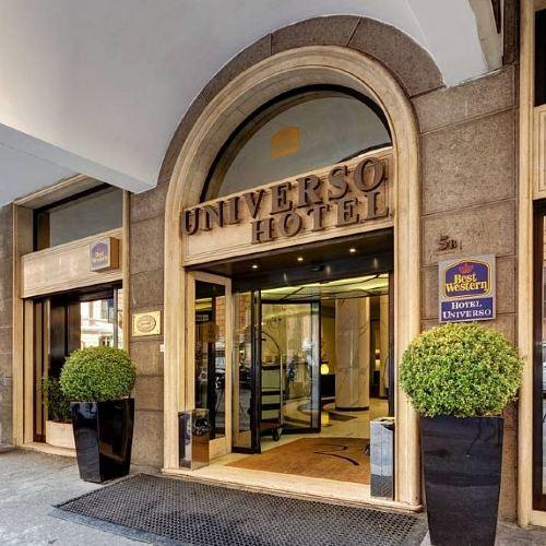 Best Western Plus Hotel Universo Rome