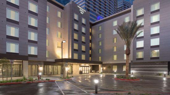 拉斯維加斯市中心希爾頓欣庭套房酒店