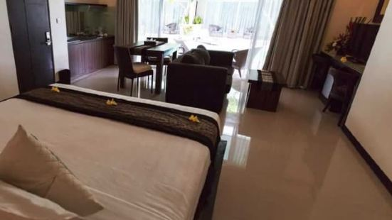 The Sunset Mansion Hotel Apartment Seminyak