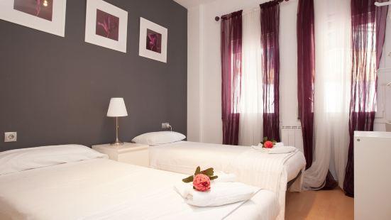 西班牙午睡公寓酒店