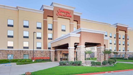 達拉斯阿林頓南歡朋賓館及套房酒店