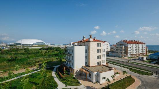 伊莫耶汀斯基公寓酒店 - 綠畝綜合住宅