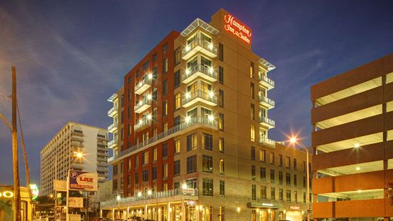 Hampton Inn and Suites Austin University Capitol
