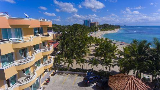 加勒比天堂公寓酒店
