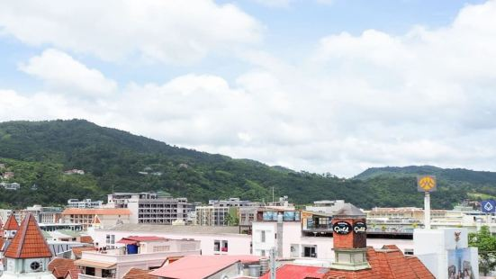 227A 1 Bedroom Twin Room at Phuket Holiday Boutique Hotel