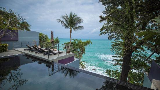 Surin 180 Degree Skyline Infinity Pool Cliff Villa