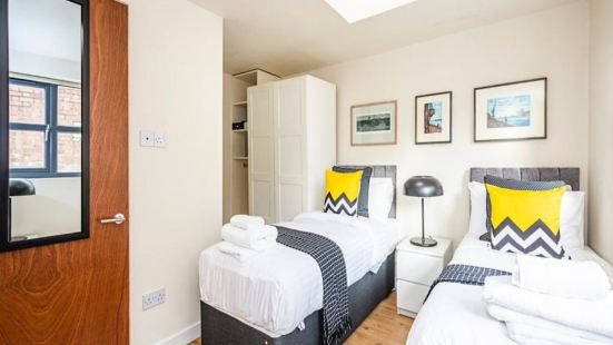 Super flat in Bethnal green