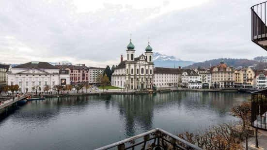 Altstadt Hotel Magic Luzern