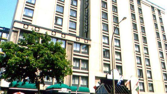 蒙特利爾市中心萬豪費爾菲德酒店