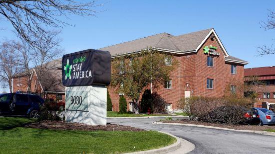 印第安納波利斯西北大學城長住美國酒店