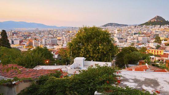 雅典背包客旅舍