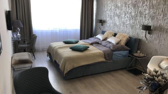 多瑙河道迪法弗公寓酒店