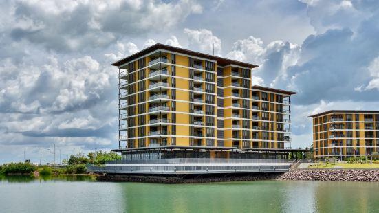 Accommodation at Darwin Waterfront