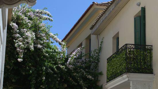 雅典人之家普拉卡酒店