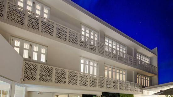 熱帶海灘酒店