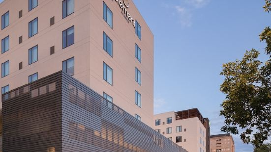 丹佛市中心東源宿酒店