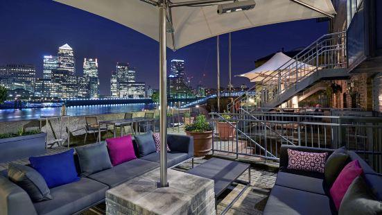 倫敦希爾頓逸林酒店 - 港口河畔
