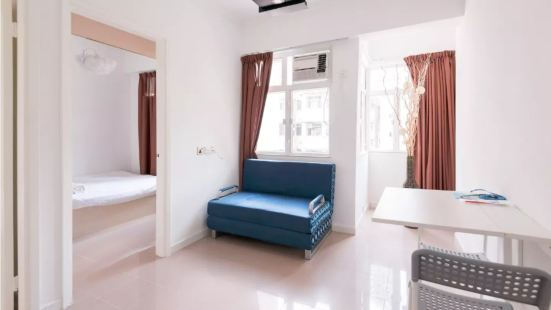 Hongkong Zhang Xin Xin Warm Apartment Two bedroom Standard Apartments