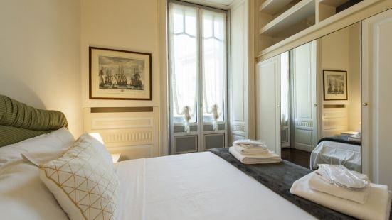 洋紅米蘭皇家套房奢華公寓酒店
