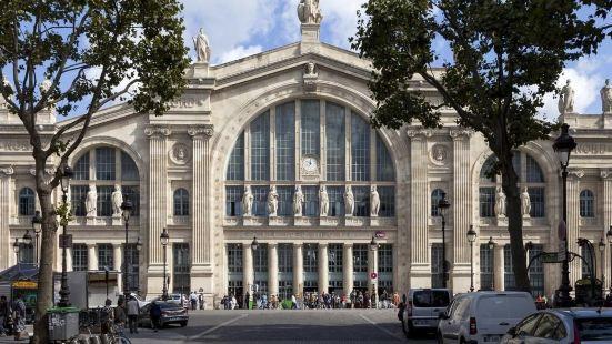 巴黎火車北站蒂姆酒店