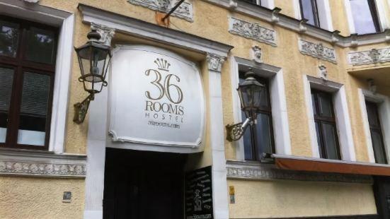 36 Rooms Hostel Berlin-Kreuzberg