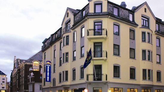 霍德黑曼貝斯特韋斯特優質酒店