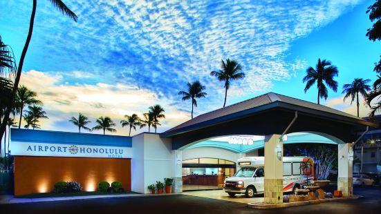 夏威夷·火奴魯魯機場酒店