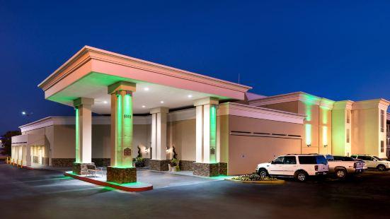 北俄克拉何馬城假日套房酒店