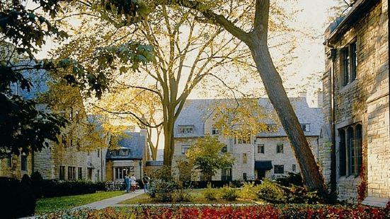 埃文斯頓希爾頓花園旅館
