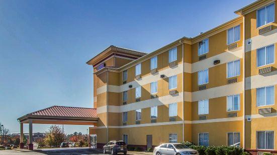 Comfort Suites Florence Shoals Area