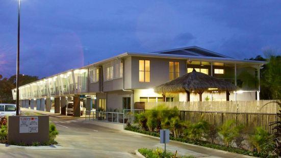海岸汽車旅館